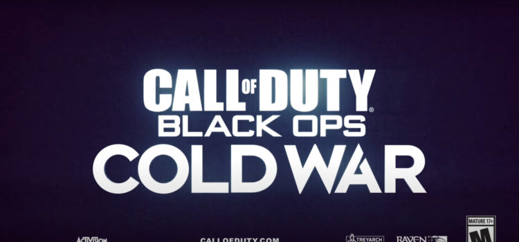 Call of Duty Black Ops: Cold War Confirmed