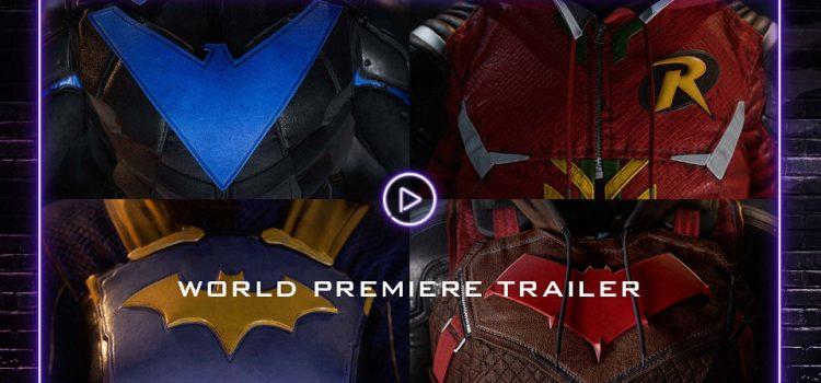 Gotham Knights Revealed!