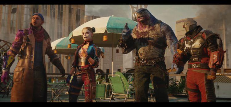 Suicide Squad: Kill The Justice League Trailer