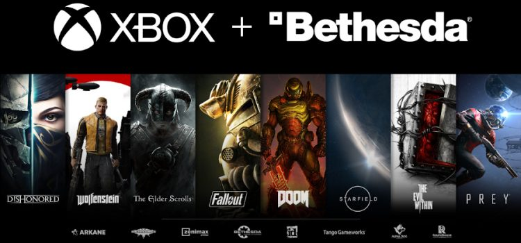 Microsoft is buying ZeniMax Media, Parent Company of Bethesda, for $7.5 Billion