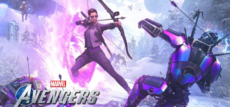 Marvel's Avengers Kate Bishop – The First Post Launch Hero