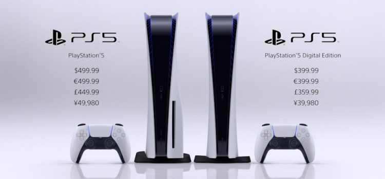 Sony Announced PS5 Price and Release Date!