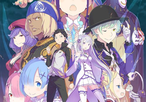 Re:ZERO -Starting Life in Another World- The Prophecy of the Throne Collector's Edition Revealed!