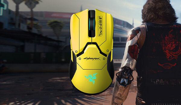 Razer Announced Cyberpunk 2077 Edition Razer Viper Ultimate Mouse