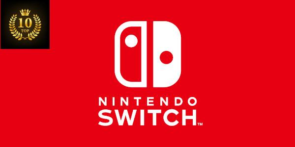 Top 10 Selling Games on Nintendo Platforms for July 2021 (US)